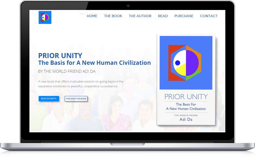 Prior Unity Website from Da Peace