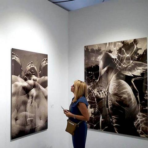 Quandra Loka at SCOPE Miami Beach